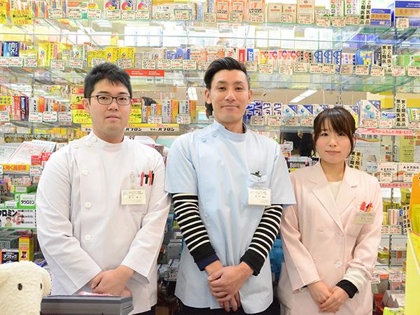 イオン札幌藻岩店スタッフ